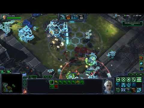 StarCraft 2 Co-op - Urban Warfare (Weekly Mutation) w/Deltron