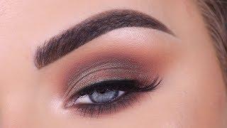 Eyeshadow Tutorial Using Old Makeup Geek Single Eyeshadows! | 25 Days of Tutorials