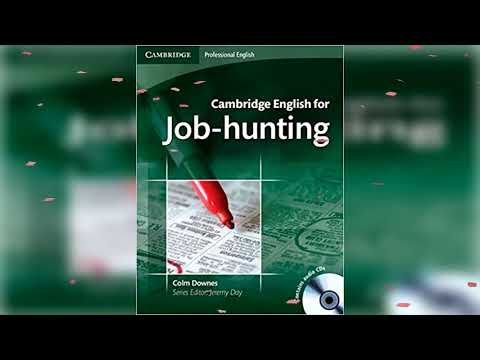 Cambridge English for Job Hunting Class Audio CD1