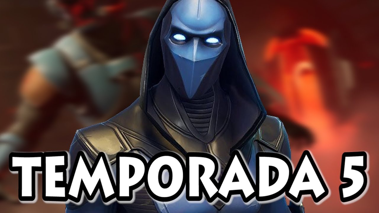 Fortnite temporada 5 filtraci n youtube for Fortnite temporada 5 sala
