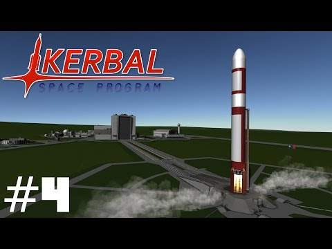 Realism Overhaul: Project Luna #4 - Super Heavy Lift Vehicles - Kerbal Space Program