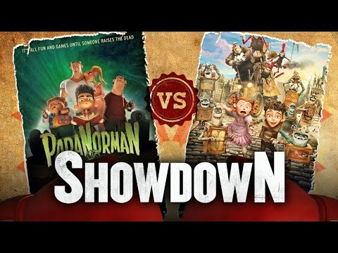 ParaNorman vs. The Boxtrolls - Which Stop-Motion Movie is Better? Showdown HD