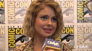 Comic-Con 2014: iZombie – Interview with Rose McIver Thumbnail