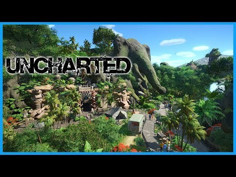 Uncharted: Lost Legacy Ride! Coaster Spotlight 397 | Contest Entry #PlanetCoaster