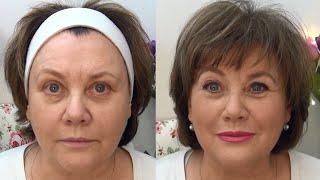 видео Возрастной макияж