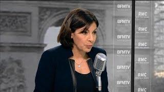 """Anne Hidalgo: """"la Bataille N'est Pas Gagnée"""" Pour Les Municipales - 04/03"""