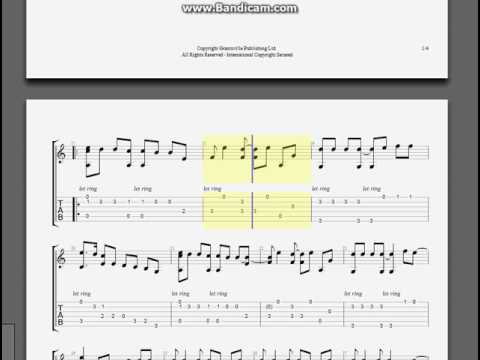 Outstanding As Long As You Love Me Chords Photos - Basic Guitar ...