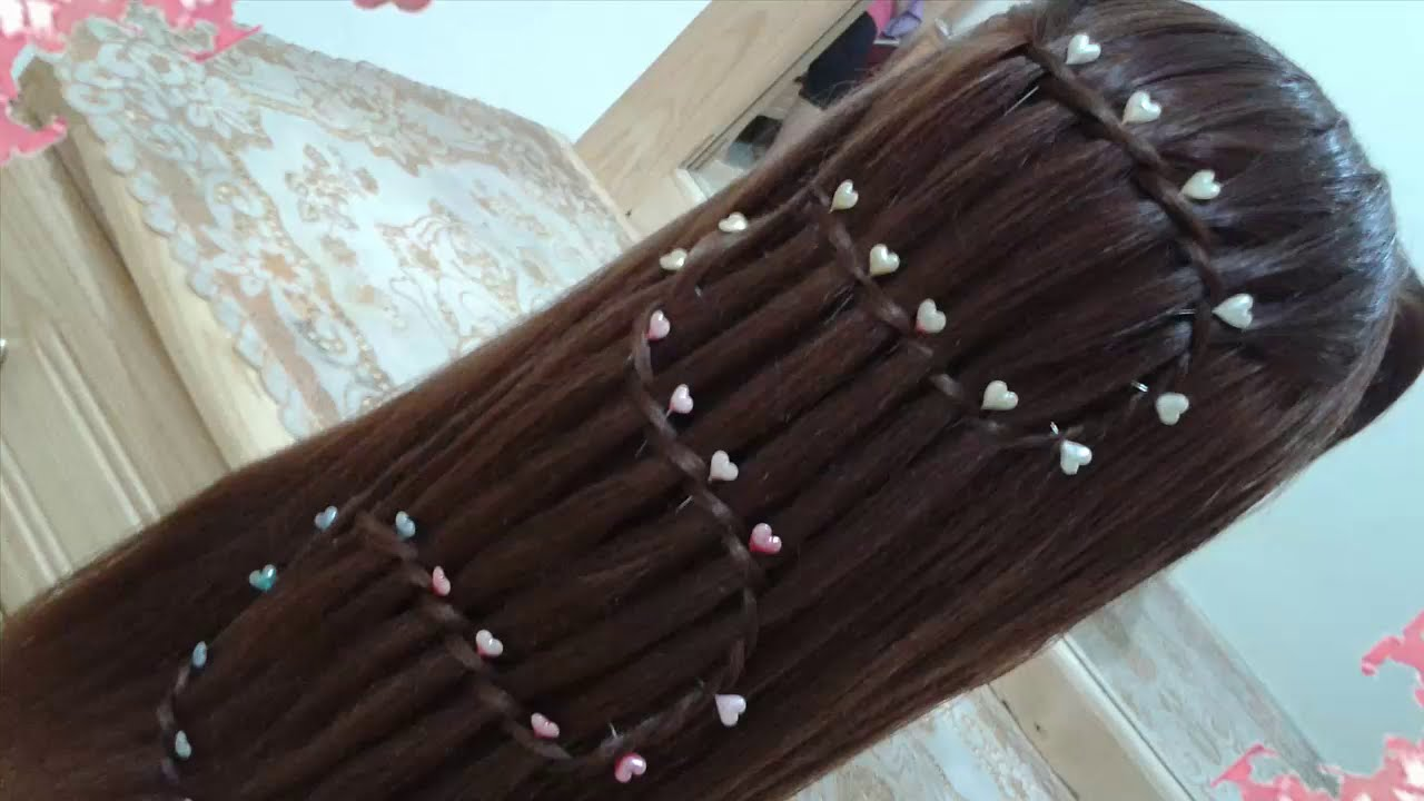 Peinados Elegantes Y Sencillos Faciles Para Cabello Largo Bonitos Y