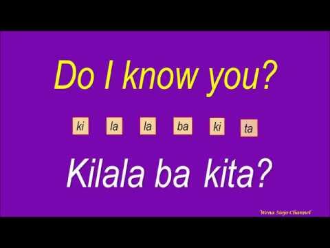 English Tagalog Useful Everyday Phrases # 151