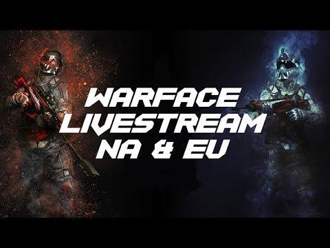Warface Stuff - Weekend Stream