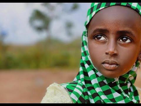 Ослепительные девочки племени Фулани - Жители Африки неземной красоты