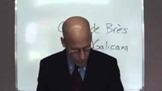 Curso Credos, Confesiones y Catecismos , Tema 6 Belga