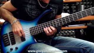 Giorgio Terenziani - NITRO - Insane Rock/Metal Bass Song