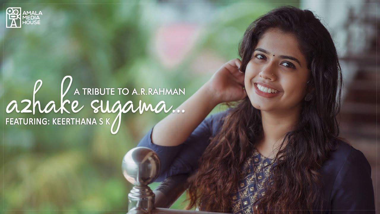 Azhake Sukama-Paarthaale Paravasam   Cover Version  Keerthana S K ft. Arjun B Nair