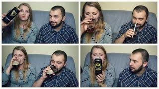 Smaki z Irlandii #3: Test piw z Wojtkiem