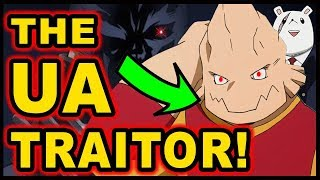 The UA Traitor is... KOJI KODA!! (Crazy Anime Theories That Actually Make Sense / My Hero Academia)