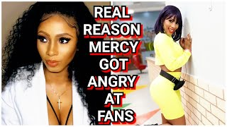 SH0CKING THE REAL REASON WHY MERCY BBNAIJA TR0LLD TACHA TITANS FOR THE SECOND TIME