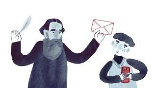 Как интернет изменил русский язык? Мультфильм на две минуты