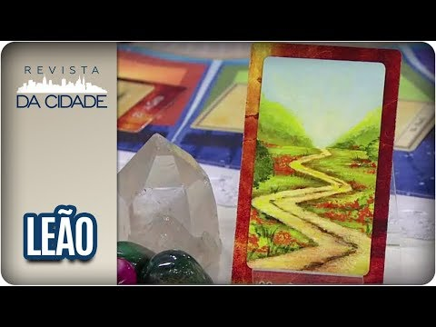 Previsão De Leão 20/08 à 26/08 - Revista Da Cidade (21/08/2017)