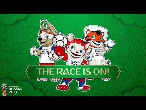 2018 FIFA World Cup Official Mascot Is...Zabivaka!