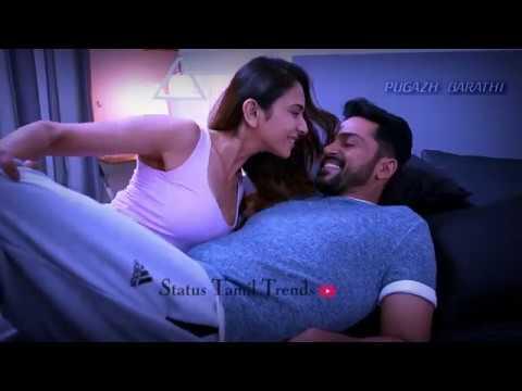 Download #Romantic_Love_Whatsapp_Status #Kaathal_Sadugudu
