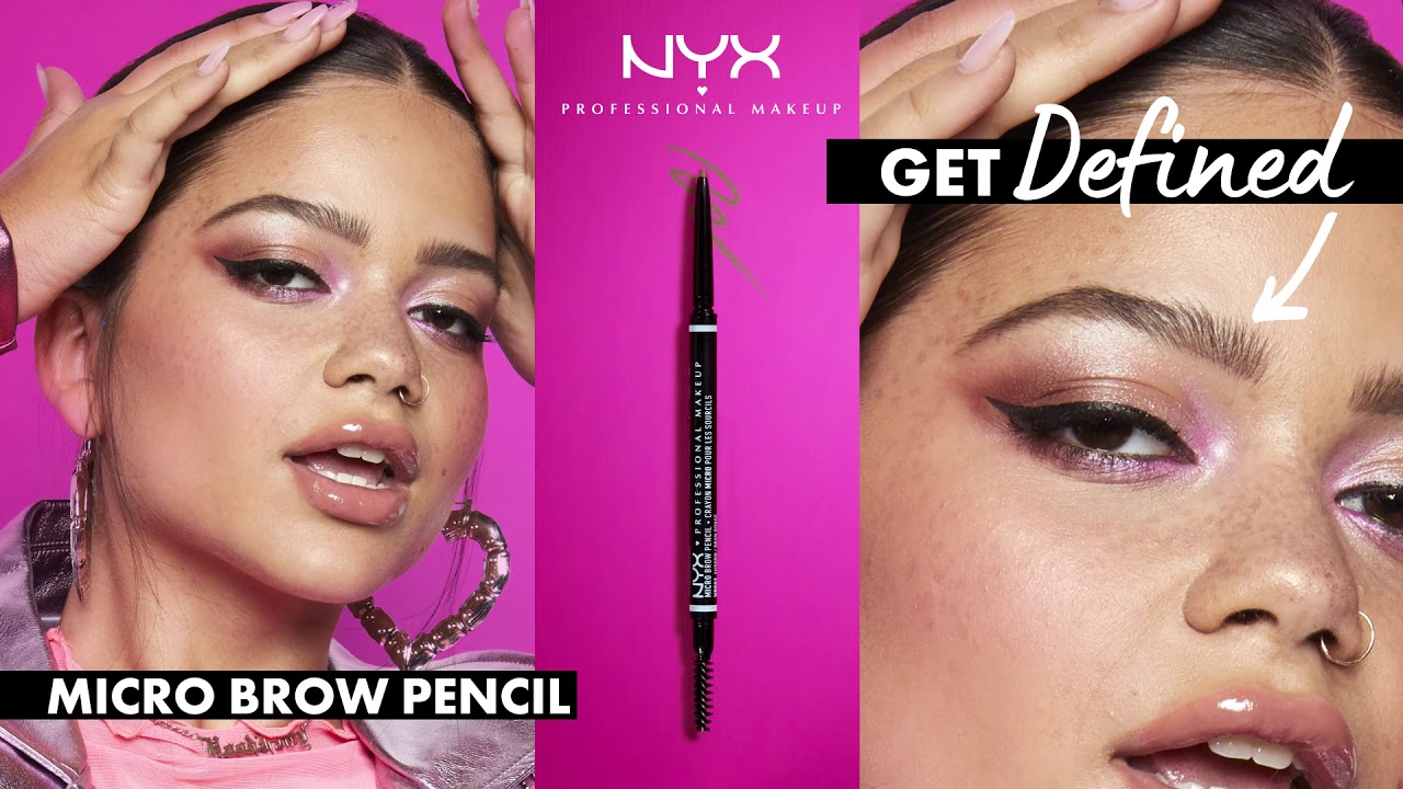 Get Defined Brows! | NYX Professional Makeup