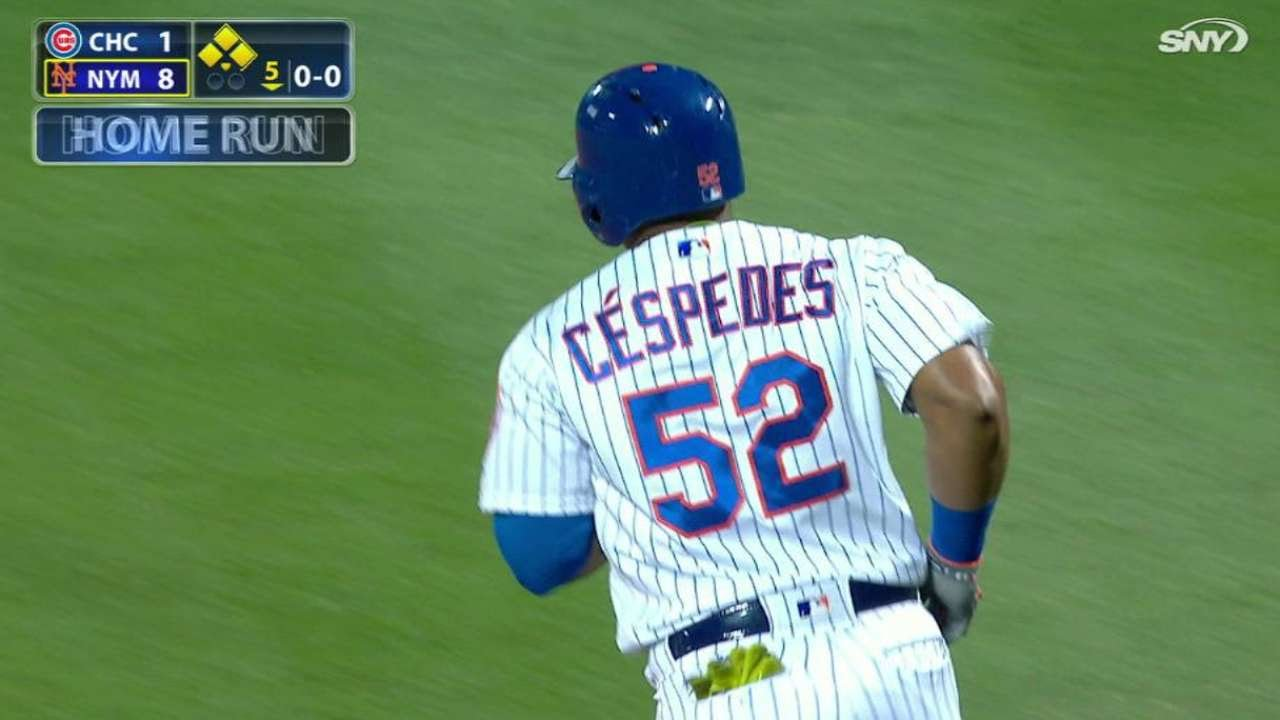 DeGrom pulled early, Mets pen finishes win over Cubs
