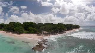 HD 360 VR tour of Batts Rock, Barbados