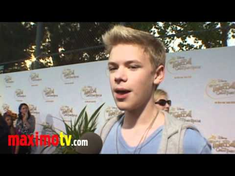 """Kenton Duty Interview at """"Tinker Bell And The Great Fairy Rescue"""" Screening"""