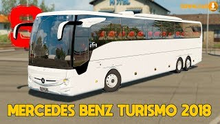 MERCEDES BENZ TOURISMO 2018 [1.32x] - SiMoN3 ETS2 (+download)