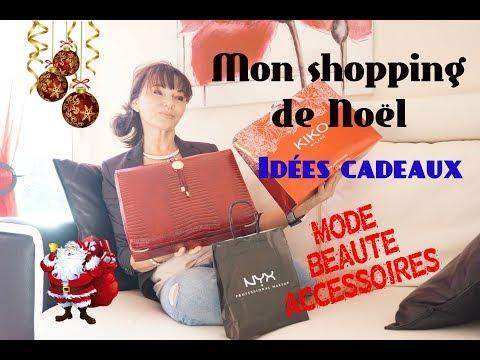 Shopping de Noël : Mode- Beauté- Accessoires