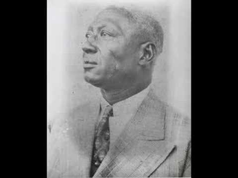 "Roots of Blues -- Lead Belly "" Alberta"