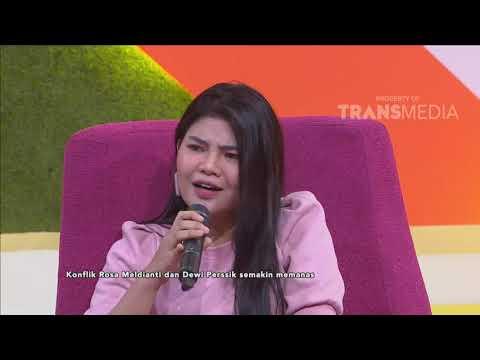 PAGI PAGI PASTI HAPPY - Konflik Meldi & Dewi Perssik Yang Semakin Memanas! (26/10/18) Part 3