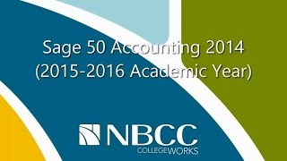 Download and Install Sage 50 2014 (2015 - 2016 Academic Year)