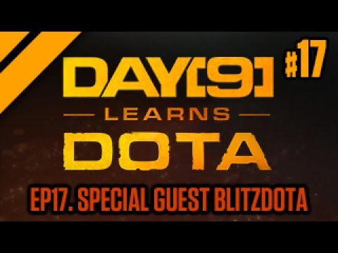 Day[9] Learns Dota - 17. Stomping Mid (Lesson w/ Special Guest BLITZDOTA)