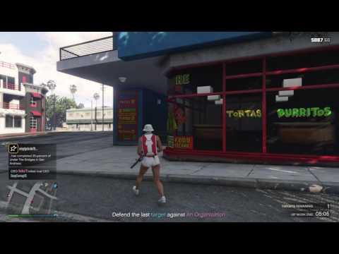 GTA V Online Tryhard Rage Quits