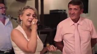 Мама невесты классно поет на свадьбе дочери реп