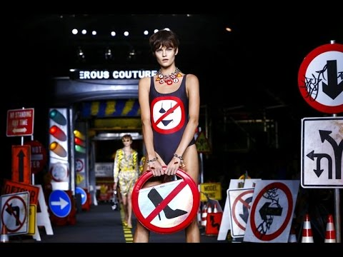 Moschino | Spring Summer 2016 Full Fashion Show | Exclusive