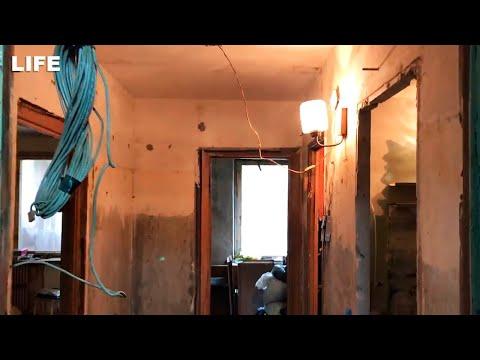 Волонтёры делают ремонт в квартире матери-одиночки, чтобы вернуть ей дочь
