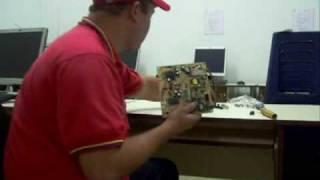 cbit reparacion monitor hp l1706 parte ii