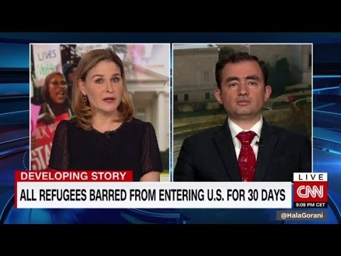 Travel ban passenger speaks about his ordeal