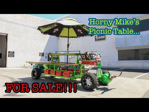 for-sale!!!-horny-mike's-picnic-table!