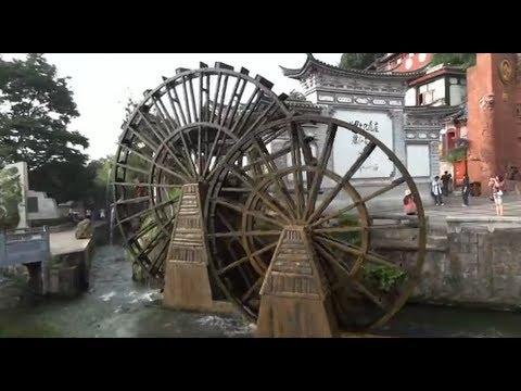 The old town of Lijiang  (Yunnan - China)
