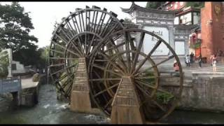The old town of Lijiang  (Yunnan - China)