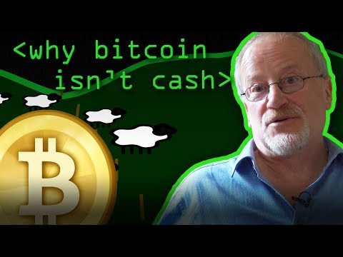 Why Bitcoin is Not Cash - Computerphile