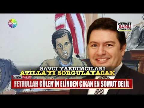 Fethullah Gülen'in Elinden çıkan En Somut Delil