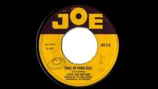 LLOYD DICE & MUM + NYAH SHUFFLE - Trial of Pama dice + Jughead returns (1970 Joe)