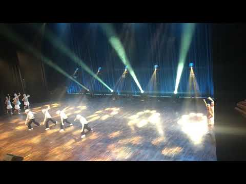 """Maritime Day"" Dance studio "" ZForce"" 1. Gr. Olegs Puzins  1. Place"