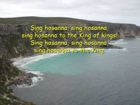 Give Me Oil in My Lamp-S Band-Sing Hosanna
