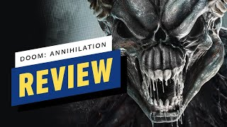 Doom: Annihilation Review